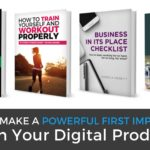 How to Make a Powerful First Impression With Your Digital Products