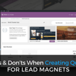 6 Dos & Don'ts When Creating Quizzes for Lead Magnets
