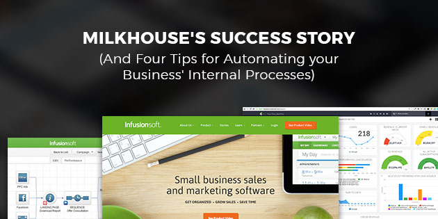Milkhouse's Success Story - featured image